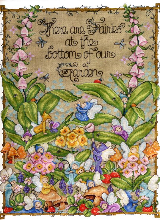 Sticken - cross stitch  - free pattern  -Gallery.ru / Фото #25 - CrossStitcher 160 май 2005 - tymannost