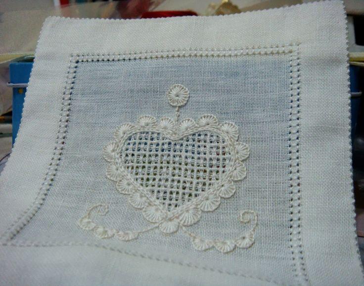 Schwalm Whitework Embroidery