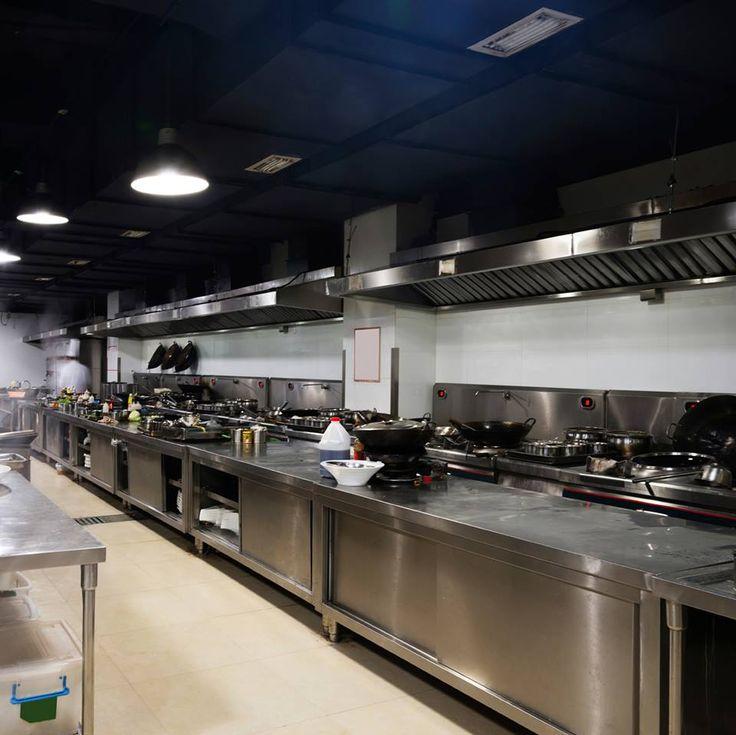 Kitchen Appliance For Restaurant ~ D model restaurant kitchen ...
