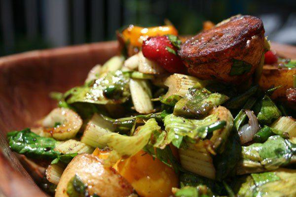 Salade de patates extra | Métro