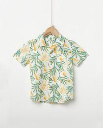 Camisa de niño Sfera tipo hawaiana · Sfera · Moda · El Corte Inglés