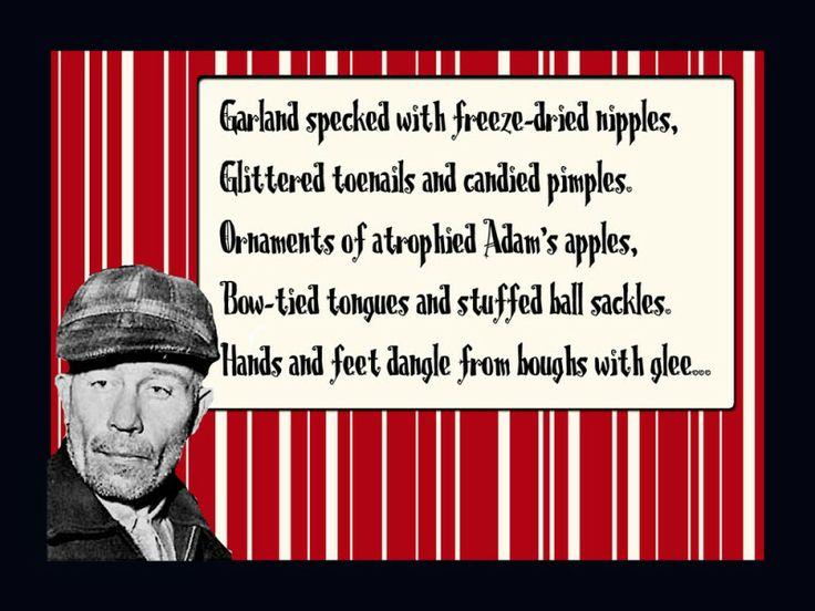 Ed Gein Serial Killer Humor Christmas Card For Sale By Non