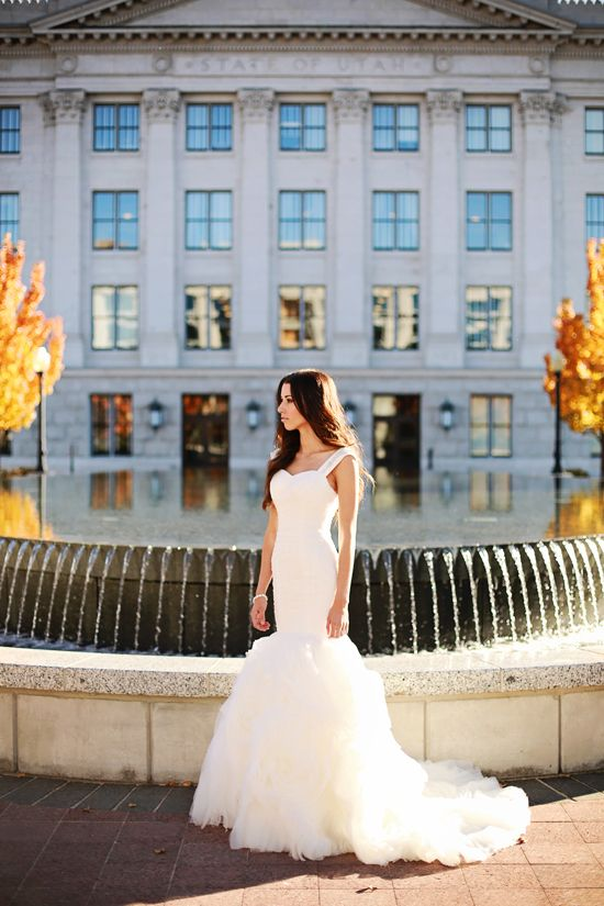 Fall Bridals {Cassie}