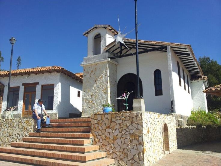 Iglesia de Pueblito, Boyacá