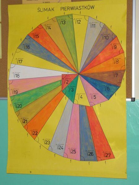 Imponujące efekty swojej pracy zaprezentowali podczas szkolnego Festiwalu Nauki uczniowie pana Bartosza Rysia z Gimnazjum w Krośnie. Matematyka jest fascynująca. http://szkolazklasa2012.ceo.nq.pl/dokument_widok?id=7732