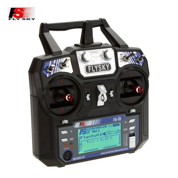 Remote Control Parts Flysky FS-IA6 6 CH 2.4GHz Frequency Receiver for FS-I6