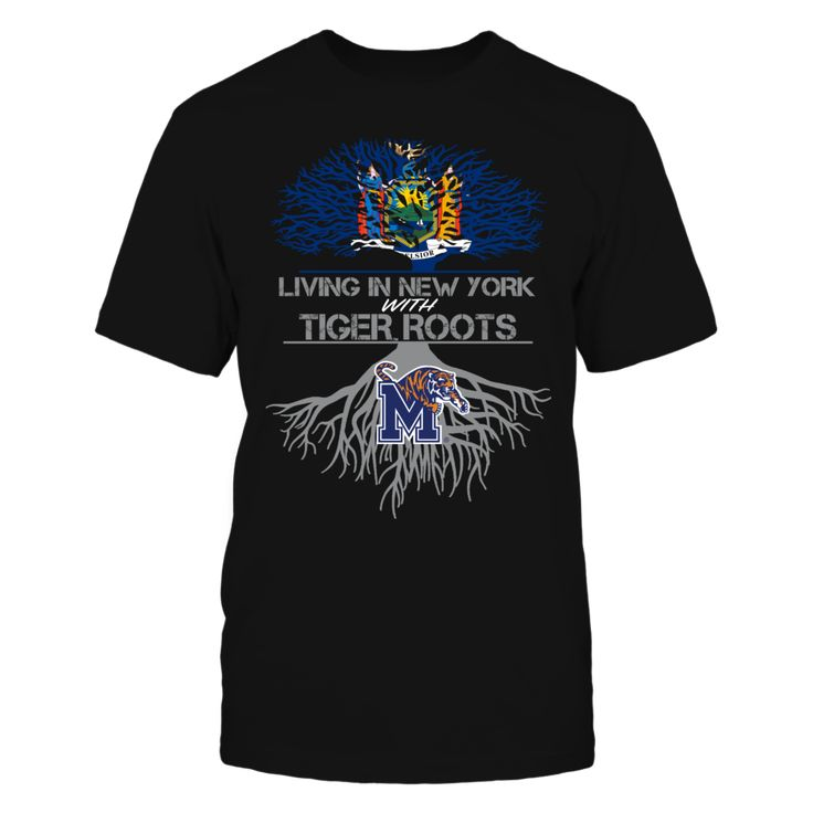 Memphis Tigers - Living Roots New York T-Shirt, TIP: If you buy 2 or more (hint: make a gift for someone or team up) you'll save quite a lot on shipping.  Click the GREEN BUTTON, select your size and style.  The Memphis Tigers Collection, OFFICIAL MERCHANDISE  Available Products:          Gildan Unisex T-Shirt - $24.95 Gildan Women's T-Shirt - $26.95 District Men's Premium T-Shirt - $27.95 District Women's Premium T-Shirt - $29.95 Next Level Women's Premium Racerback Tank - $29.95 Gildan…