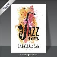 Image result for jazz festival artwork