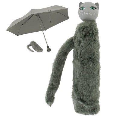 Şemsiye Yağmırrr Gri