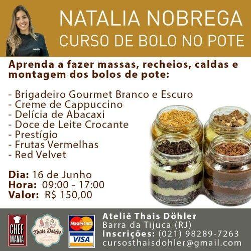 www.chefmania.com.br Chef Natalia Nobrega