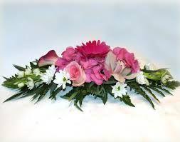 Bilderesultat for borddekorasjon rosa