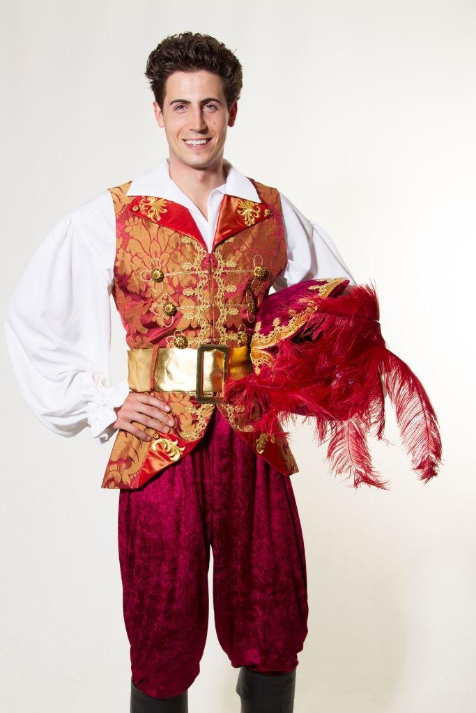 Prince Charming Costume For Kid