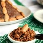 recette Sellou marocaine Sfouf, سلو