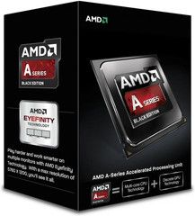 AMD A10 7700K Steamroller Series APU - 3.4/3.8GHz Quad Core, Socket FM2+, 4MB L2 Cache, 95W, Unlocked, Integrated R7 Graphics, 384 Shader Cores, 3 Year Warranty