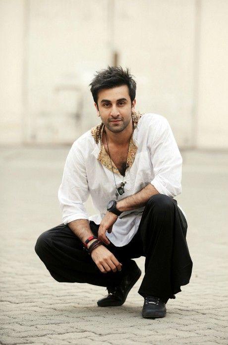 ranbir kapoor fair and handsome :P