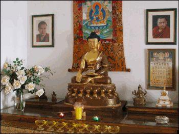 El Centro Nagarjuna de Estudios de Budismo Tibetano de Granada nace en 1985 como centro de estudios y práctica para mantener y preservar la tradición del budismo Mahayana haciéndolo asequible al mundo presente.
