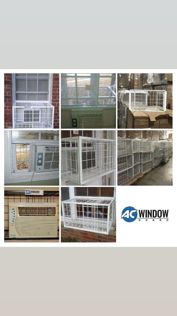 Pin by AC WINDOW GUARD LLC. on AC WINDOW GUARD Window