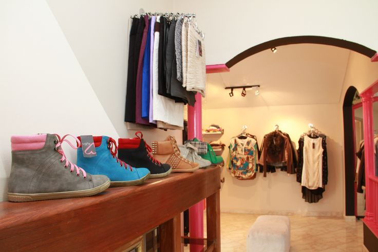 #zapatos #mujer #showroom