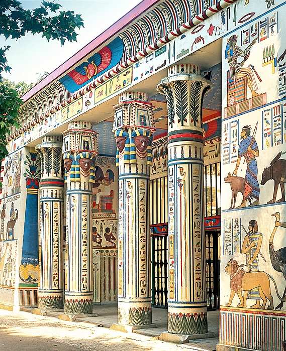 Chapter 9 - Exoticism - Elephant Pavilion, Antwerp Zoo