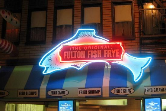 Fulton's Fish Market, Las Vegas
