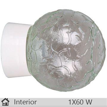 Aplica baie iluminat decorativ interior Rabalux, gama Grace, model 2431