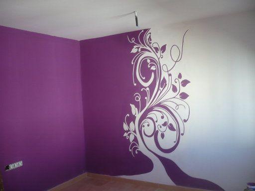 salon morado (5) | Decorar tu casa es facilisimo.com