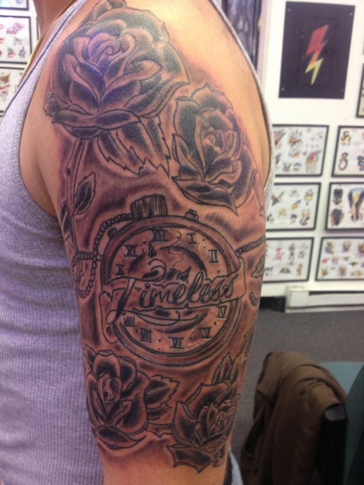 England Sleeve Tattoo Designs: 29 Best Half Sleeve Tattoo Drawings Sports Images On