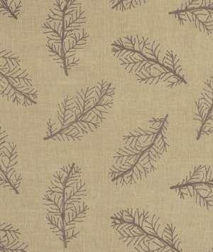 Robert Allen Amanda Vine Twine Fabric - $82 | onlinefabricstore.net