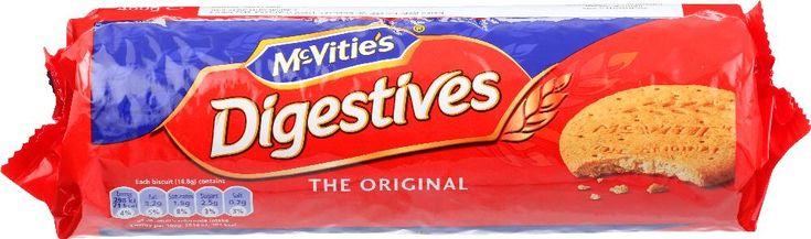 MCVITIE'S Digestive Crackers Original, 14.1 oz