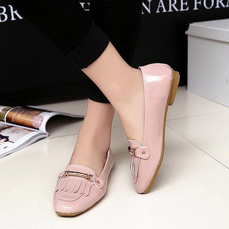 $8.43 (Buy here: https://alitems.com/g/1e8d114494ebda23ff8b16525dc3e8/?i=5&ulp=https%3A%2F%2Fwww.aliexpress.com%2Fitem%2FPaint-Flats-Spring-Fringe-Summer-Office-Lady-Tassel-Women-Shoes-Vintage-Female-Classical-Mental-Scarpe-Donna%2F32738105654.html ) Paint Flats Spring Fringe Summer Office Lady Tassel Women Shoes Vintage Female Classical Mental Scarpe Donna Mujer Square Head for just $8.43