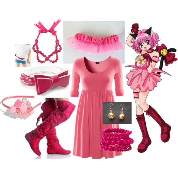 Tokyo Mew Mew, Cosplay Outfits