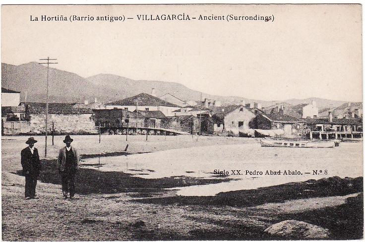 O barrio antigo.