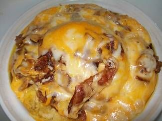 Crock-Pot Ladies Crock-Pot Biscuit Breakfast Casserole – @Sarah Thomas or this one! We may need to double the recipe