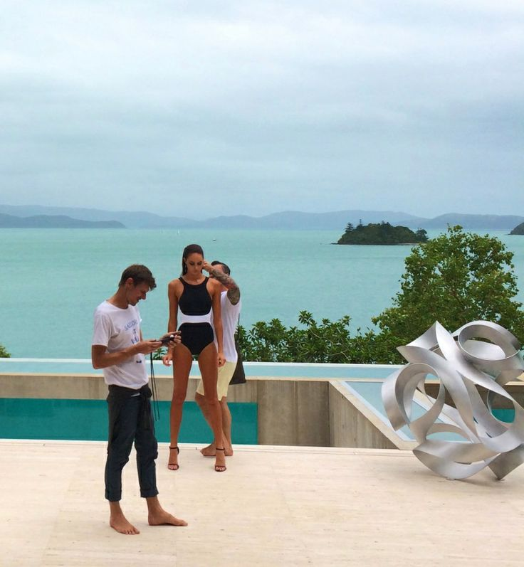 JETS Swimwear Preview 2014/15: Behind the Scenes