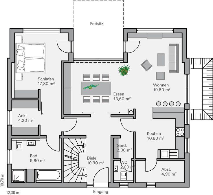 ber ideen zu villas auf pinterest k chen schwimmb der und terrasse. Black Bedroom Furniture Sets. Home Design Ideas