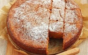 Νηστίσιμο κέικ καρότου - iCookGreek