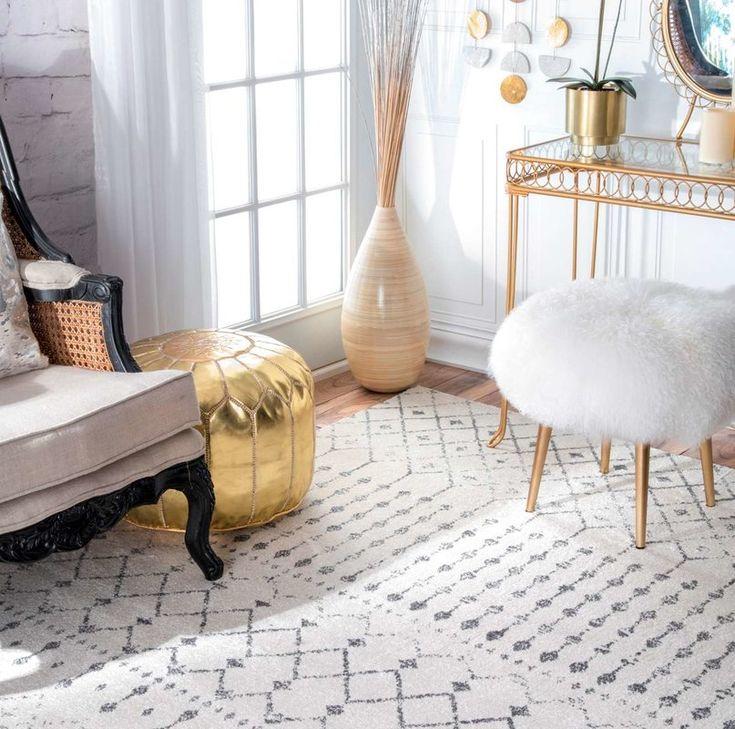 Die besten 25+ Teppich features Ideen auf Pinterest Mandala - teppichbode schlafzimmer grau