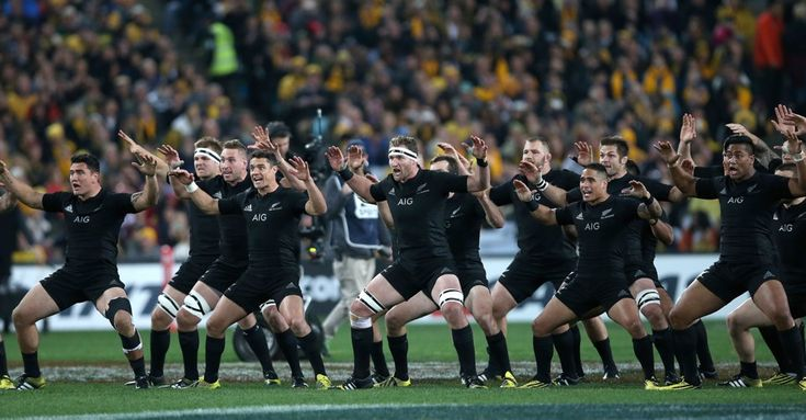 The 'haka,' a Māori ritual performed by the All Blacks at the beginning of games, is a meaningful, respectful nod to New Zealand's history.