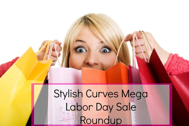 Stylish Curves Mega Labor Day Fashion & Beauty Sale Roundup