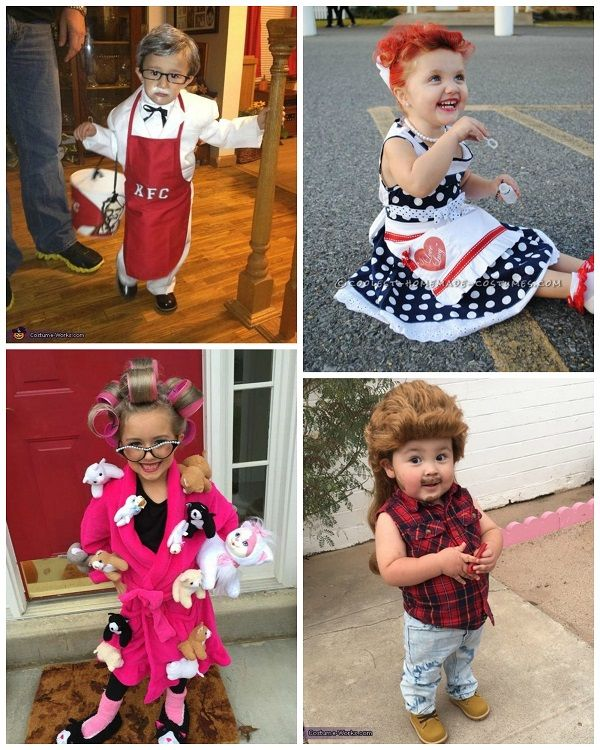 The BEST Kids Halloween Costumes - Crafty Morning