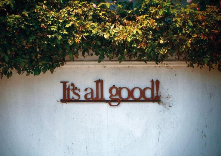 It's all good | Edgar  | Echte Postkarten online versenden | Edgar