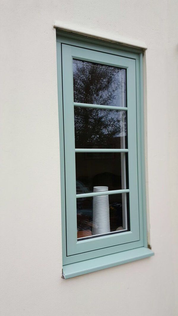 Cotswold Green Residence 9 windows installed by E W Grace Glass
