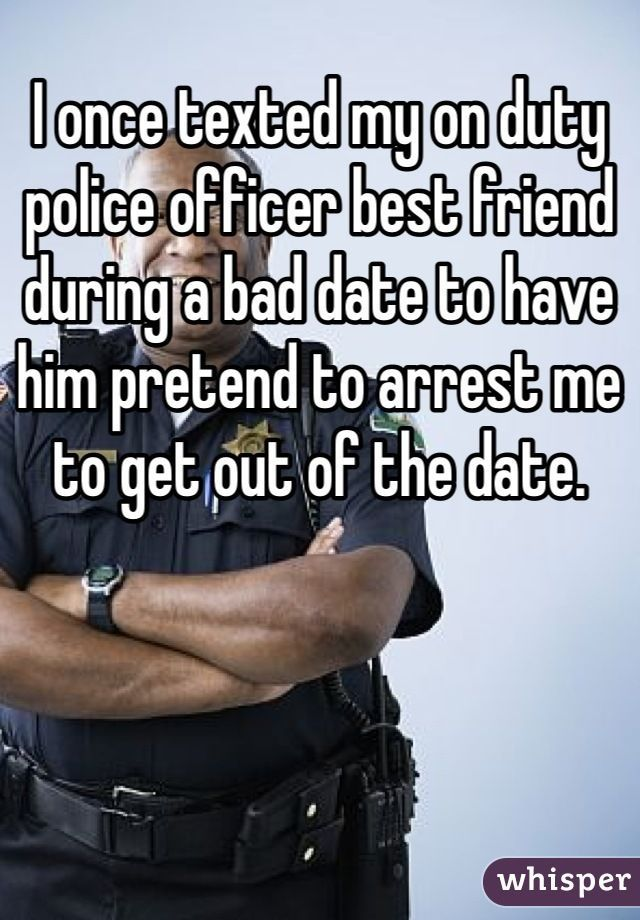 Whisper App. Confessions on interactions between cops and civilians. http://ibeebz.com