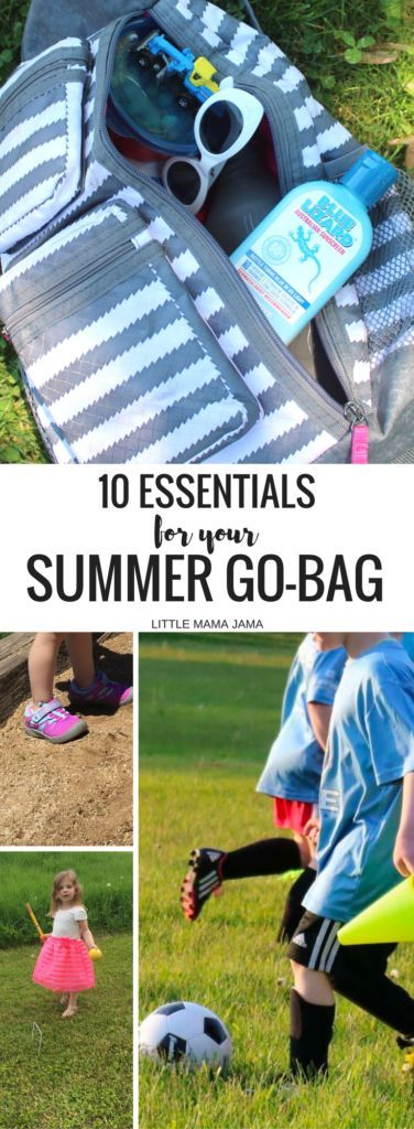 Spend less time getting ready to leave and more time adventuring with these 10 essentials for your summer go-bag, including @bluelizardsun  from @walmart ! #BlueLizardSummer (ad)