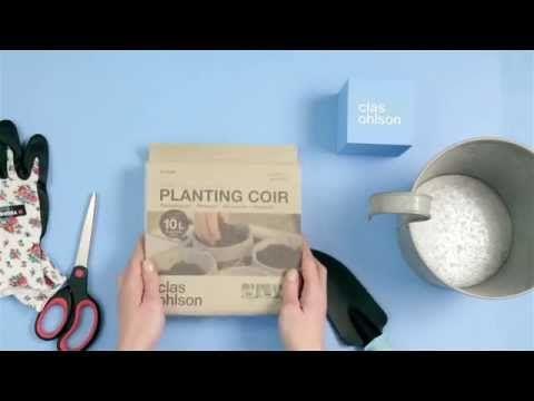 Torvfri plantejord - CLAS OHLSON   Clas Ohlson