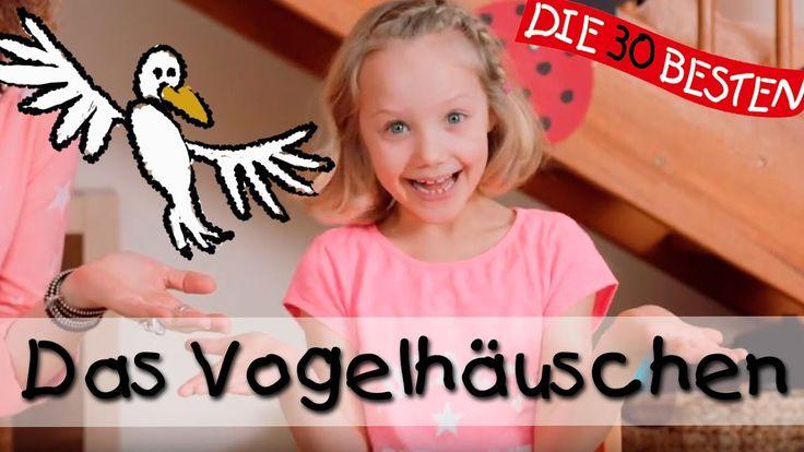Das Vogelhäuschen - Singen, Tanzen und Bewegen || Kinderlieder - YouTube
