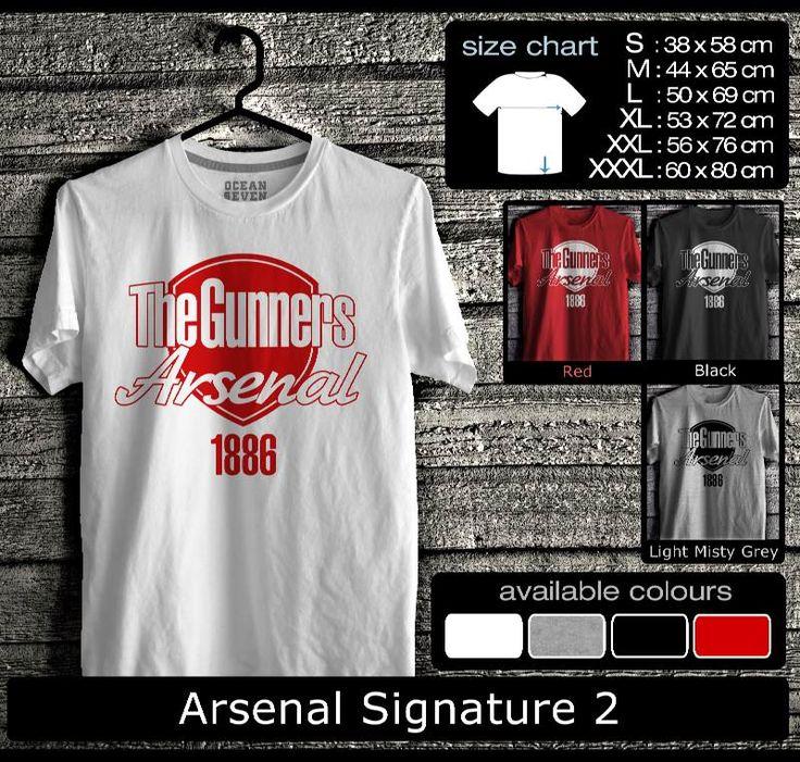 Kaos Arsenal FootBall Club | Kaos The Gooners Mania 1
