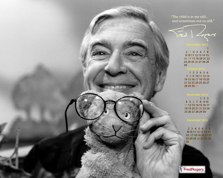 Learn more about the early life work advocacy for children and legacy of Fred Rogers