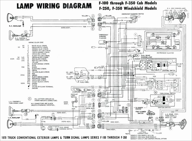 49 Ford Dimmer Switch Wiring