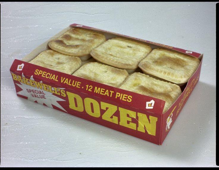 332233PD: Bakewell's dozen meat pies, ca. 1985 https://encore.slwa.wa.gov.au/iii/encore/record/C__Rb3015274